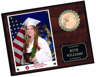 8x10 Engraved Picture Frames