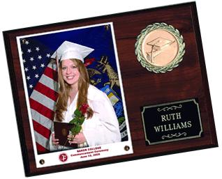 Graduation photos plaques and frames from graduation foto - Plaque plexiglas transparent castorama ...
